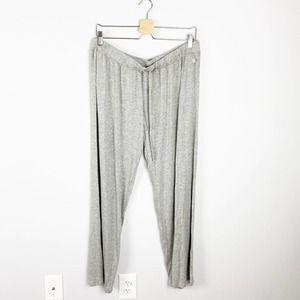 Lucky Brand Gray Drawstring Lounge Pants NWOT